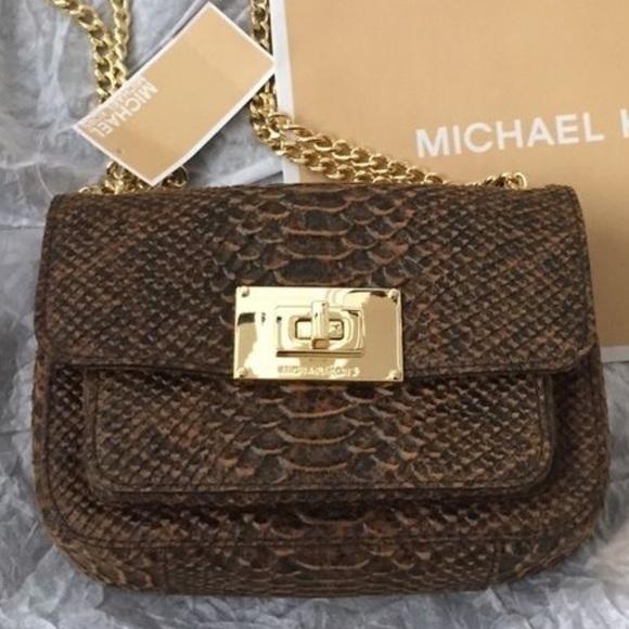 862fa736fbe7 MICHAEL Michael Kors Bags | Michael Kors Sloan Shoulder Bag In Moca ...